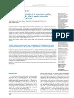 Utilización e Interpretación de La Troponina Cardiaca