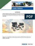 IVECO Gama Reman
