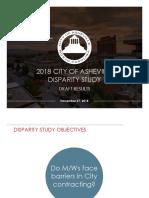 Presentations B - Disparity Study PowerPoint