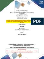 Formato Para La Entrega de Aportes y Consolidación El Trabajo Fase_4_ TT