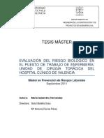 EVALUACIÓN DEL RIESGO BIOLÓGICO EN EL HOSPITAL CLÍNICO DE VALENCIA.pdf