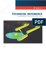 Flow Simulation Technical Reference