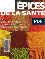Les Épices de La Santé_Adam Géraldine - Wittner Laurence - Mandigon Catherine