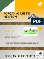 Forças - Leis de newton
