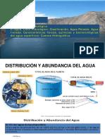 El Agua, Ciclo Hidrológico, Nociones Contaminación de Aguas
