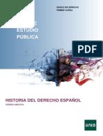 Guia_66021015_2019 - Historia Del Derecho Español