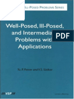 (Inverse and Ill-posed Problems Series) Yu P Petrov_ v S Sizikov -Well-posed%2c Ill-posed%2c and Intermediate Problems With Applications-VSP (2005) (1)