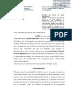 Ejecutoria Suprema - Corte Suprema - Presupuesto de Lesion Grave - Deformidad - Caso Diana Huayna Mendieta - R-Q-443-2017-Ayacucho