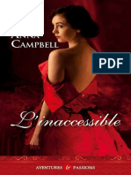Anna Campbell - L'Inaccessible