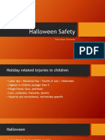 Halloween Safety 10.31.2018
