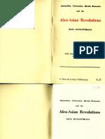 DUNAYEVSKAYA, Raya, Nationalism Communism Marxist Humanism and the Afro-Asian Revolutions.pdf