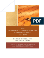 The Dunayevskaya-Marcuse-Fromm Correspondence 1954-1978 - Dialogues on Hegel Marx and Critical Theory.pdf