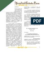 Ley de Reforma Parcial de La Ley Timbre Fiscal Del Estado Lara