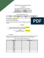 Cálculos sedimentador