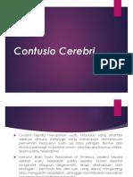 Contusio Cerebri