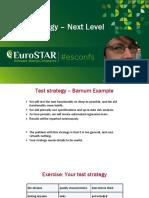 Edgren Tutorial TestStrategyNextLevel