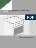 Cooker Manual