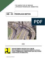 2006 08 Pekerjaan Beton