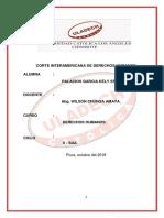 Monografia Corte Interamericana
