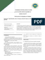 informe quimica biopolimero