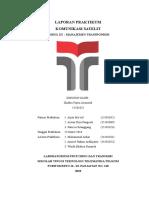 Modul III Manajemen Transponder