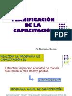 Proceso Capacitacion Clase 3 y 4 Dnc Replica
