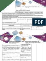Guía de Actividades y Rubrica de Evaluación-Fase 2 Reflexión - Manifiesto Unadista - Propuesta