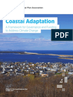 Regional Plan Association Coastal Adaptation report (2017)