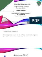 Práctica - P7 Colas Con POO