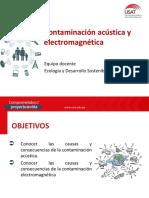 Clase 12 Contaminación Acústica y Electromagnética (1)