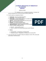 Appendix 31- Instructions - RANTA