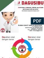 10.1 Edukasi Penggunaan Obat Yang Aman