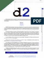 Protocolo D2