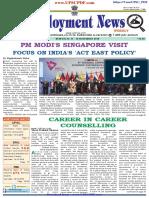 Employment News 24 November - 30 November 2018