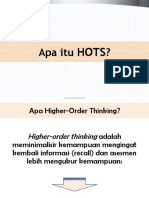Pengembangan Pembelajaran HOTS.pptx