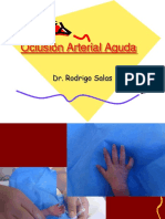 Oclusion Arterial Aguda.2009