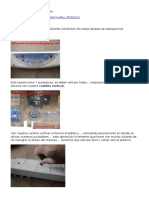 267588105 Reparacion de Tarjeta de Lavadora Samsung Docx