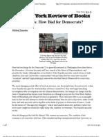How Bad for Democrats