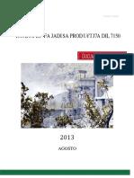 Informacion de Yeso y Graficos de La Produccion Del Yeso