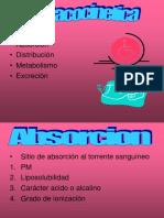 Farmacocinetica 2013