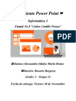 Ambiente Power Point
