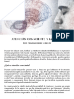 04 La Mente y Atencion Consciente Subhuti