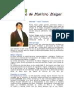 12 de Marzo - Heroísmo de Mariano Melgar