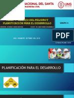 Grupo 4 Manejo Del Peligro y Planificacion Para El Desarrollo