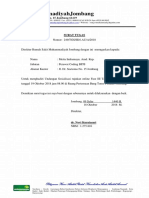 248. Surat Tugas Sosialisasi Rujukan Online Fase III