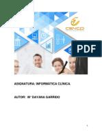 Cuaderno Informatica Clinica