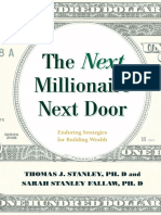 The Next Millionaire Next Door - Ph. J. D. Stanley
