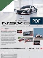 Acura NSX GT3 Program
