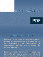 Des Arrollo Human o