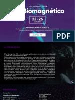 Curso Internacional de Par Biomagnetico